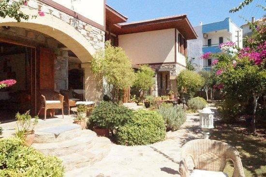Hotel Datca Turk Evi: otel