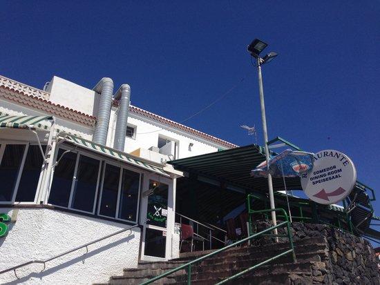 Restaurante Perlas del Mar: Restaurant