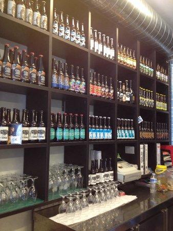 Cervezas Califa: Gran variedad de cervezas