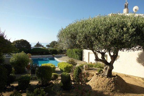 Romantik Villa: Vue sur l'Atlantique