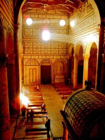 Basilica San Miniato al Monte: Interior da Basilica