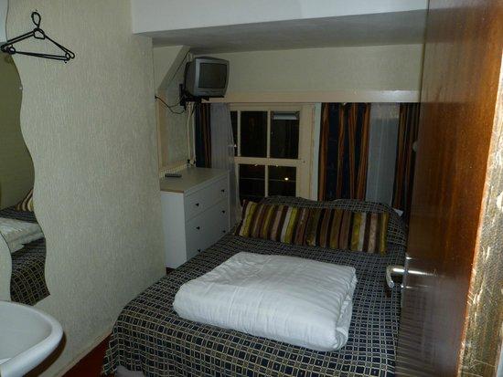 Hotel Vijaya : Номер