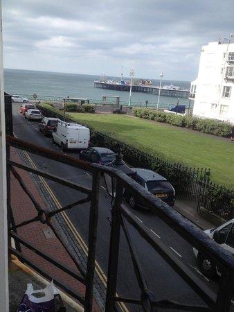 Sea Spray Boutique Hotel : View