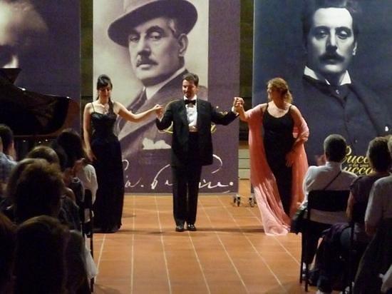 Puccini e la sua Lucca International Permanent Festival: Pucinni's Women