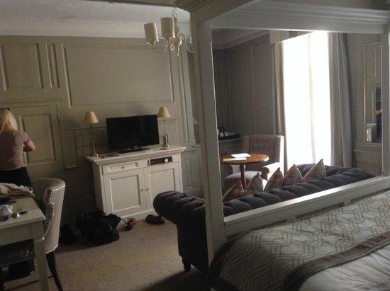 Vanbrugh House Hotel: Bedroom