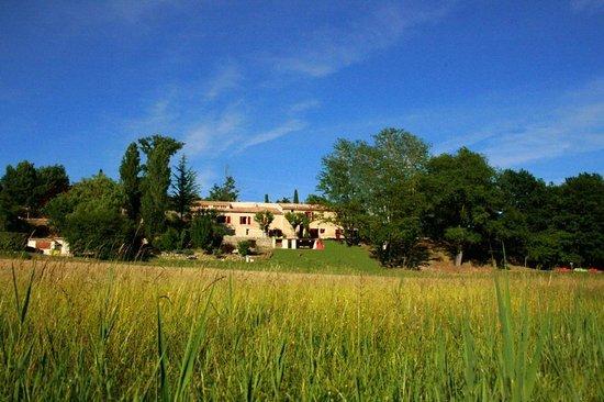 Le Mas de Fontefiguieres : L'hôtel universitaire du mieux être est situé en pleine nature, au coeur d'un vallon