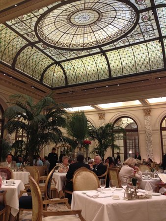 The Plaza : Palm Court