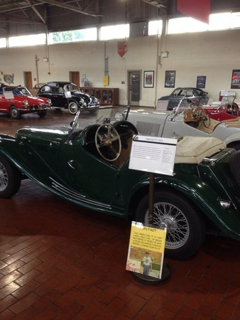Lane Motor Museum : It all started when Jeff Lane was 12.