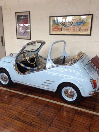 Lane Motor Museum : Wow