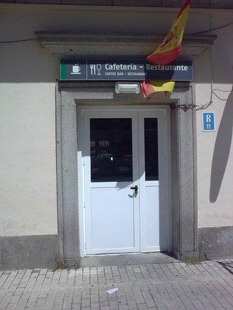 Cafeteria Renfe
