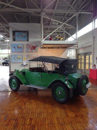 Lane Motor Museum : Amazing