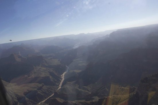 Papillon Grand Canyon Helicopters: Colorado, vu du ciel