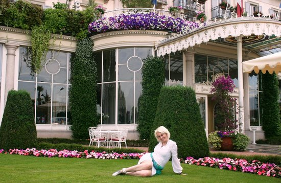Grand Hotel des Iles Borromées & SPA : отель