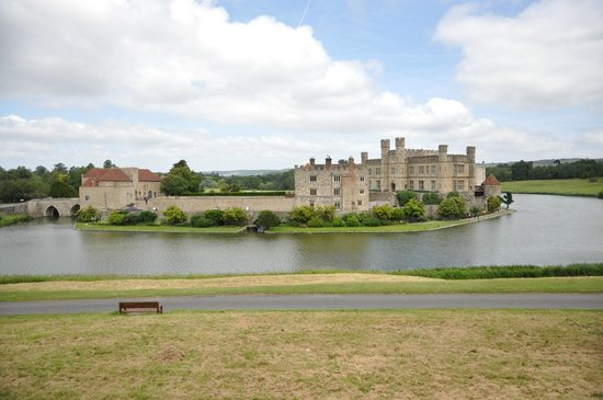 Knight's Glamping at Leeds Castle: Leeds Castle