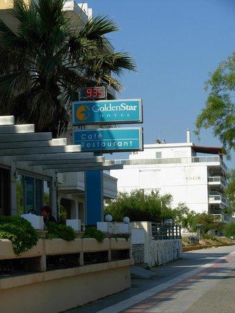 Golden Star City Resort: Hotel