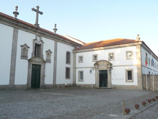Pousada de Vila Pouca da Beira: Entrance