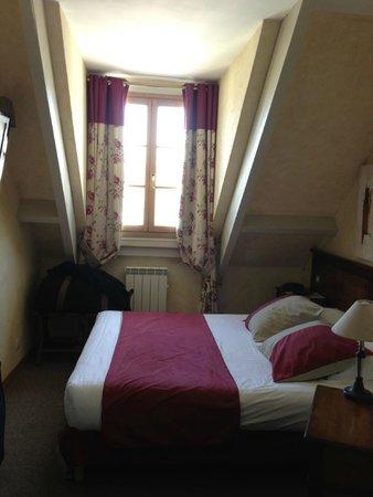 Hôtel Entre Terre Et Mer: Room 42