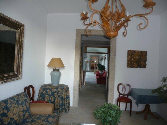 Pousada de Vila Pouca da Beira : Interior