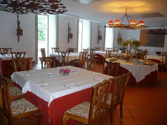 Pousada de Vila Pouca da Beira: Restaurant