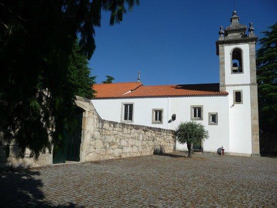 Pousada de Vila Pouca da Beira: Exterior
