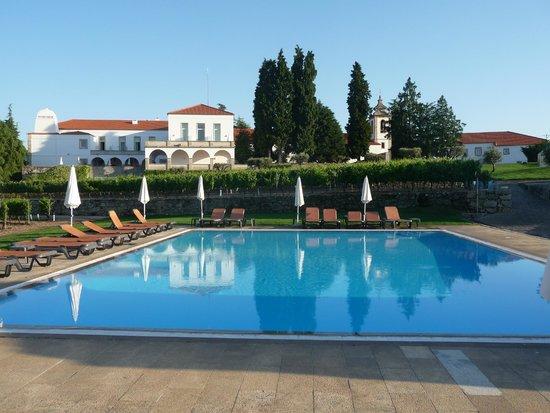 Pousada de Vila Pouca da Beira : Pool