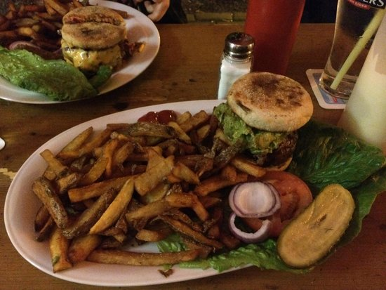 The Bird: stingy gonzales burger