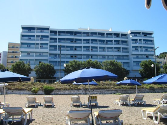 Hotel Rhodos Horizon Resort: это сам отель