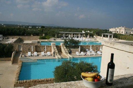 Borgo Egnazia : бассейн