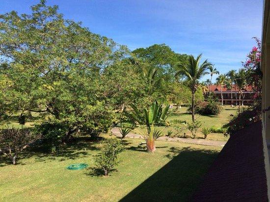 Andilana Beach Resort: Vista dal balcone
