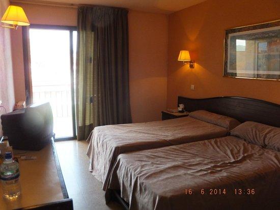H·TOP Gran Casino Royal: Room 406