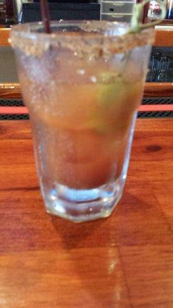 Sharkbite Bar & Grill: Bloody Mary