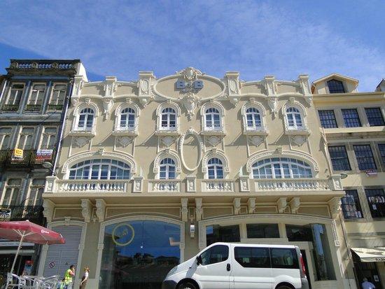 Moov Hotel Porto Centro: Fachada