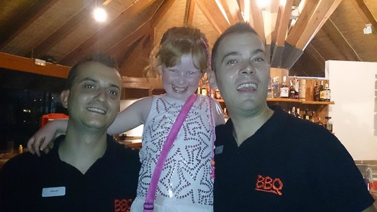 TUI FAMILY LIFE Alcudia Pins: Lianna and Rafa :)