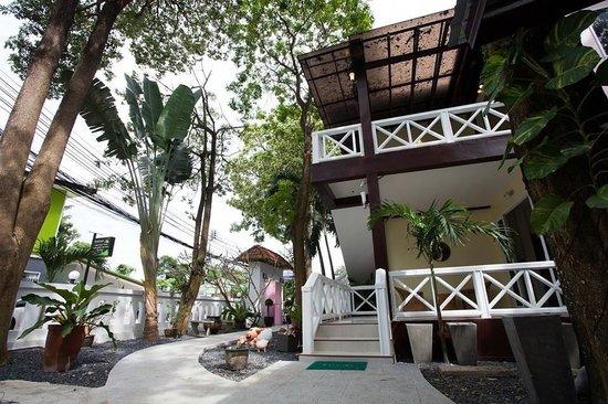 Sandy House Rawai: Sandy house