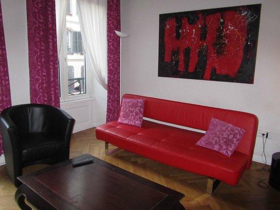 Hotel Le 21eme : Habitación