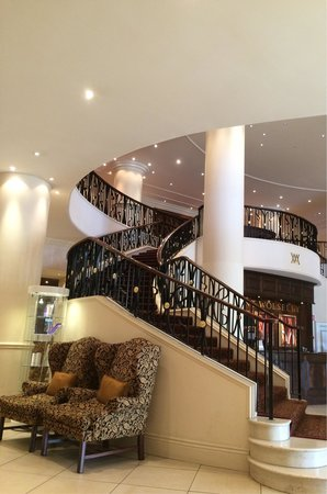 Mount Wolseley Hotel, Spa & Golf Resort: The hall