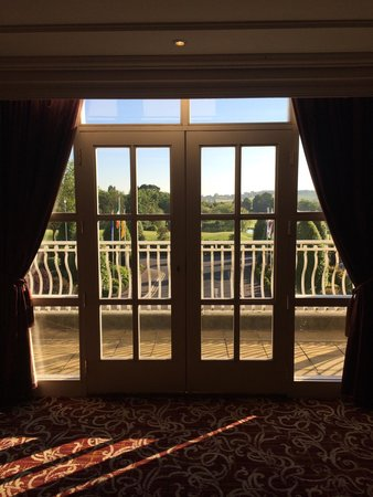 Mount Wolseley Hotel, Spa & Golf Resort: The view