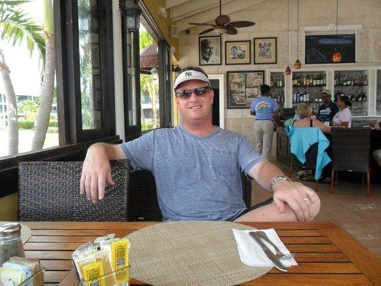 The Sands at Grace Bay: Hemingways Restaurant