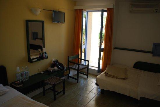 Scaleta Beach Hotel: Стандартный номер