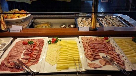 Brioni Hotel : Prima colazione, particolare........................