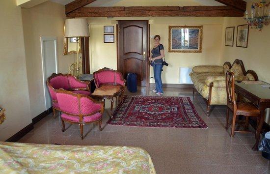 San Cassiano Residenza d'Epoca Ca' Favretto: Room