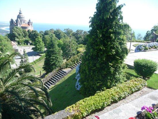 Pousada De Viana Do Castelo Charming Hotel: Terrace Views