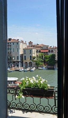 San Cassiano Residenza d'Epoca Ca' Favretto: View from Room