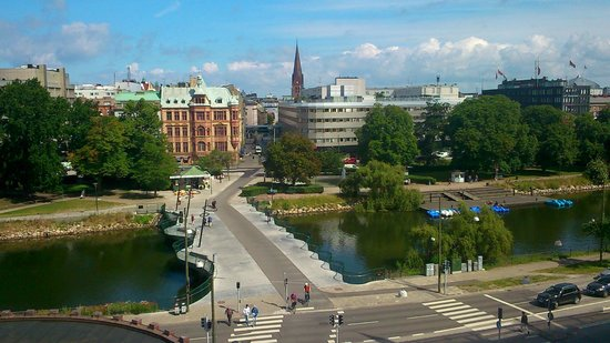 Scandic Malmo City : room view