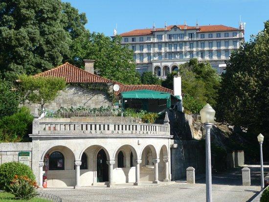 Pousada De Viana Do Castelo Charming Hotel: Exterior