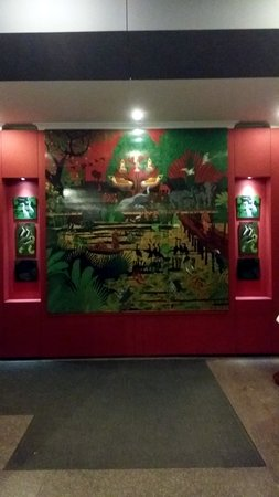 Memoire d' Angkor Boutique Hotel : Hotel lobby