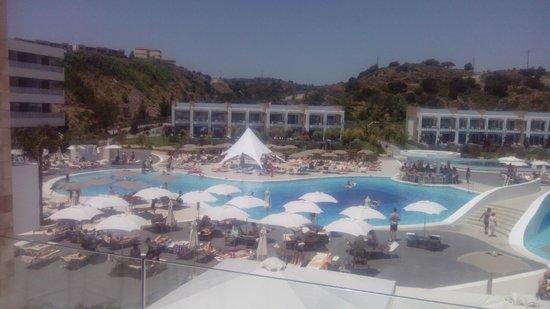 Princess Andriana Resort & Spa : Pool area
