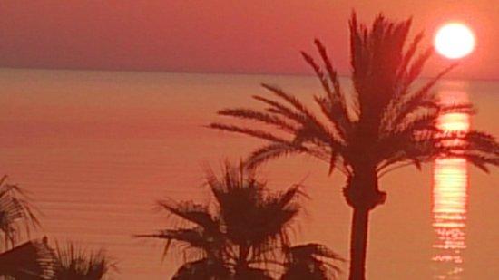 TUI Family Life Alcudia Pins: sunrise...