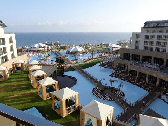 Hotel Riu Kaya Palazzo : днем