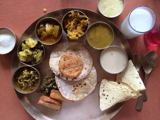 Mandap: the complete thali